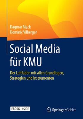 Mack / Vilberger | Social Media für KMU | Buch | sack.de