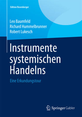 Baumfeld / Hummelbrunner / Lukesch   Instrumente systemischen Handelns   Buch   sack.de