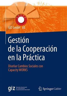 GMBH | Gestión de la Cooperación en la Práctica | Buch | sack.de
