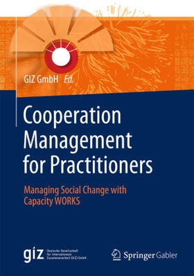 GIZ GmbH   Cooperation Management for Practitioners   Buch   sack.de