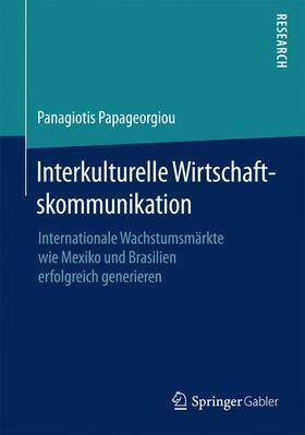 Papageorgiou | Interkulturelle Wirtschaftskommunikation | Buch | sack.de