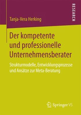 Herking | Der kompetente und professionelle Unternehmensberater | Buch | sack.de
