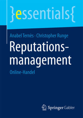 Ternès / Runge | Reputationsmanagement | Buch | sack.de