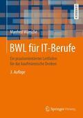 Wünsche    BWL für IT-Berufe   Buch    Sack Fachmedien