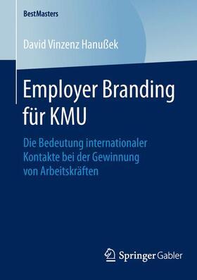 Hanußek   Employer Branding für KMU   Buch   sack.de
