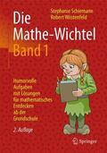 Schiemann / Wöstenfeld    Die Mathe-Wichtel. Bd.1   Buch    Sack Fachmedien