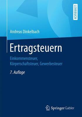 Dinkelbach | Ertragsteuern | Buch