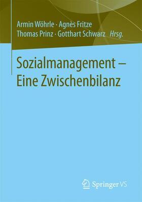 Wöhrle / Fritze / Prinz   Sozialmanagement - Eine Zwischenbilanz   Buch   sack.de