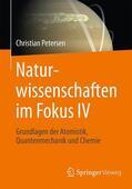 Petersen    Naturwissenschaften im Fokus IV   Buch    Sack Fachmedien