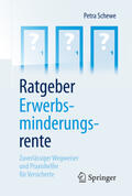Schewe |  Ratgeber Erwerbsminderungsrente | Buch |  Sack Fachmedien