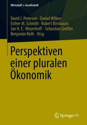 Roth / Willers / Gießler   Perspektiven einer pluralen Ökonomik   Buch   sack.de
