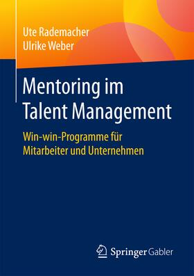Rademacher / Weber | Mentoring im Talent Management | Buch | sack.de
