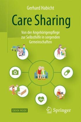 Habicht | Care Sharing | Buch | sack.de