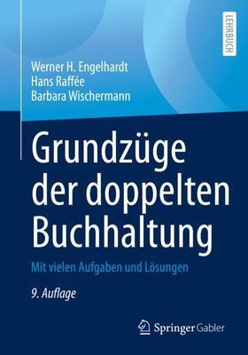 Engelhardt / Raffée / Wischermann | Grundzüge der doppelten Buchhaltung | Buch | sack.de