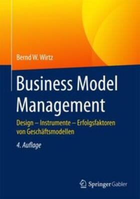 Wirtz | Business Model Management | Buch | sack.de