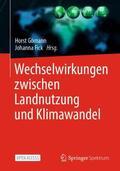 Fick / Gömann Wechselwirkungen zwischen Landnutzung und Klimawandel | Sack Fachmedien