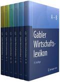 Gabler Wirtschaftslexikon, 6 Bde.