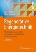 Reppich / Reich |  Regenerative Energietechnik | Buch |  Sack Fachmedien
