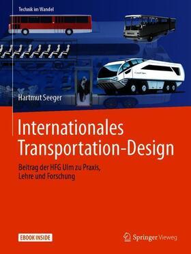 Seeger | Transportation-Design und Designwissenschaften | Buch | sack.de