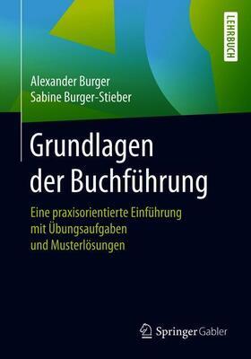 Burger / Burger-Stieber   Grundlagen der Buchführung   Buch   Sack Fachmedien