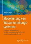 Klingel    Modellierung von Wasserverteilungssystemen   Buch    Sack Fachmedien