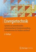 Zahoransky |  Energietechnik | Buch |  Sack Fachmedien