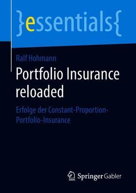 Hohmann | Portfolio Insurance reloaded | Buch | sack.de