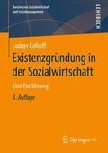 Kolhoff Existenzgründung in der Sozialwirtschaft | Sack Fachmedien