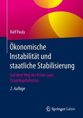Pauly   Ökonomische Instabilität und staatliche Stabilisierung   Buch   sack.de