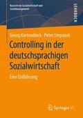 Kortendieck / Stepanek Controlling in der deutschsprachigen Sozialwirtschaft | Sack Fachmedien