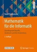 Berghammer    Mathematik für die Informatik   Buch    Sack Fachmedien