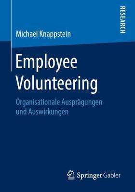 Knappstein   Employee Volunteering   Buch   sack.de