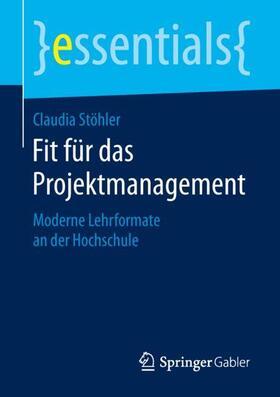 Stöhler   Fit für das Projektmanagement   Buch   sack.de