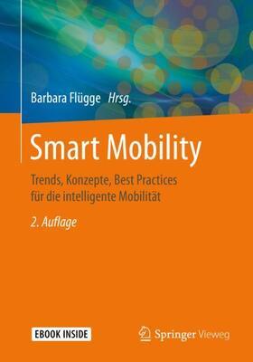 Flügge   Smart Mobility   Buch   sack.de