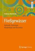 Malcherek |  Fließgewässer | Buch |  Sack Fachmedien