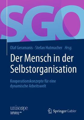 Geramanis / Hutmacher   Der Mensch in der Selbstorganisation   Buch   sack.de