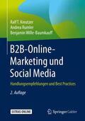 Kreutzer / Rumler / Wille-Baumkauff B2B-Online-Marketing und Social Media | Sack Fachmedien