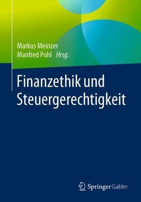 Meinzer / Pohl   Finanzethik und Steuergerechtigkeit   Buch   sack.de