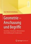 Eschenburg |  Geometrie - Anschauung und Begriffe | Buch |  Sack Fachmedien