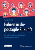 Hofert |  Führen in die postagile Zukunft | Buch |  Sack Fachmedien