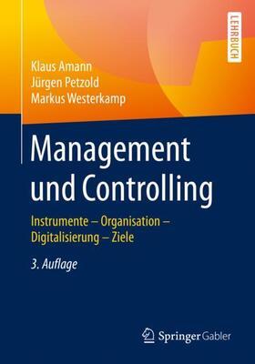 Amann / Petzold / Westerkamp | Management und Controlling | Buch | sack.de