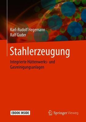 Hegemann / Guder   Stahlerzeugung   Buch   sack.de