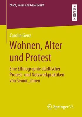 Genz | Wohnen, Alter und Protest | Buch | sack.de