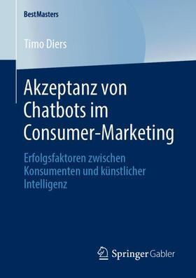 Diers   Akzeptanz von Chatbots im Consumer-Marketing   Buch   sack.de