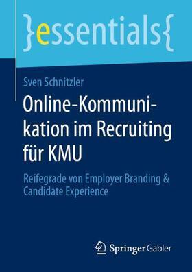 Schnitzler | Online-Kommunikation im Recruiting für KMU | Buch | sack.de