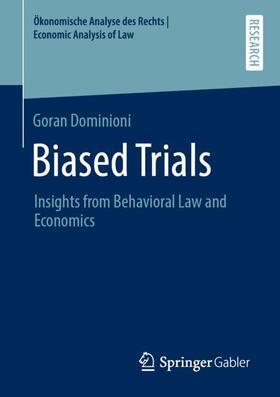 Dominioni | Biased Trials | Buch | sack.de