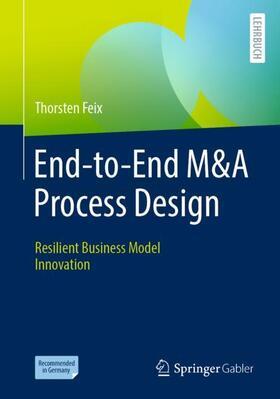 Feix | End-to-End M&A Process Design | Buch | sack.de