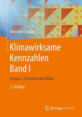 Crastan   Klimawirksame Kennzahlen Band I   Buch   sack.de
