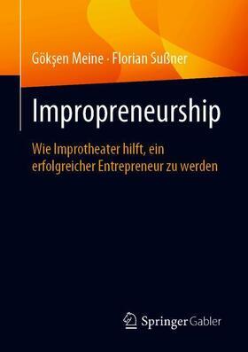 Meine / Sußner / Meine   Impropreneurship   Buch   sack.de