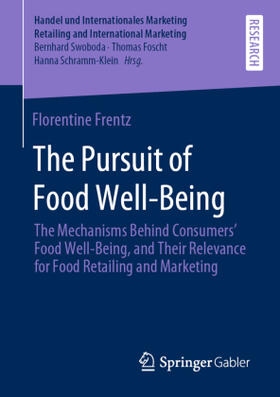 Frentz | The Pursuit of Food Well-Being | Buch | sack.de